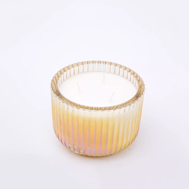 Hot sale OEM private label 10oz glass scented candles China manufacturer custom packaging