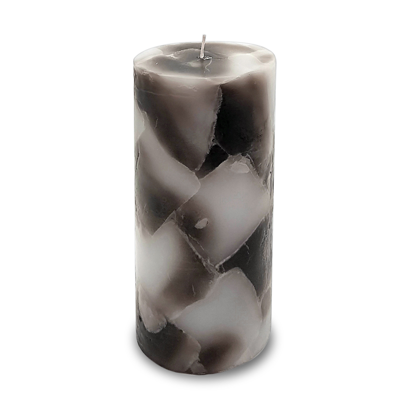 Wholesale 500g scented pillar candle with private label Australia for home fragrance