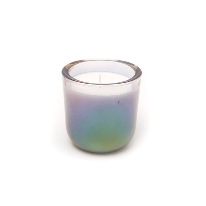 8*9cm Wholesale glass scented candles custom private label packaging for home fragrance